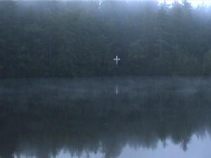 Misty cross