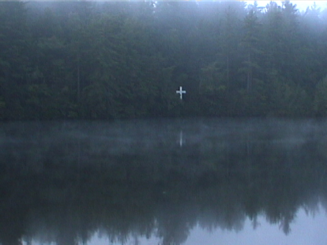 Misty cross