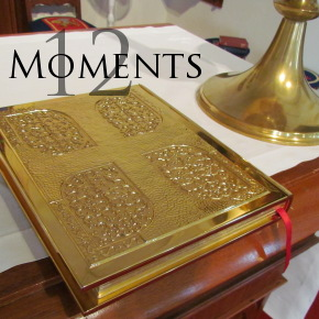 12 Moments: An Instructed Eucharist